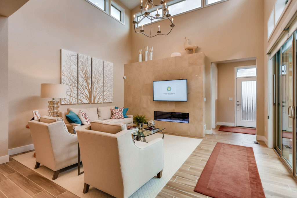 Brookfield Residential - Family Room
