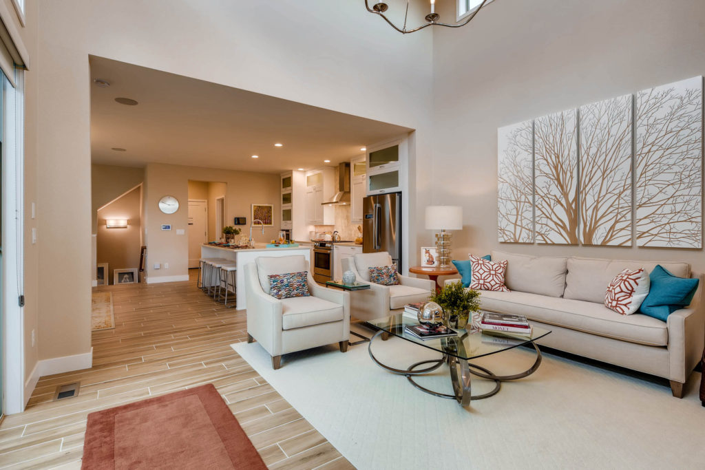 Brookfield Residential - Family Room 2