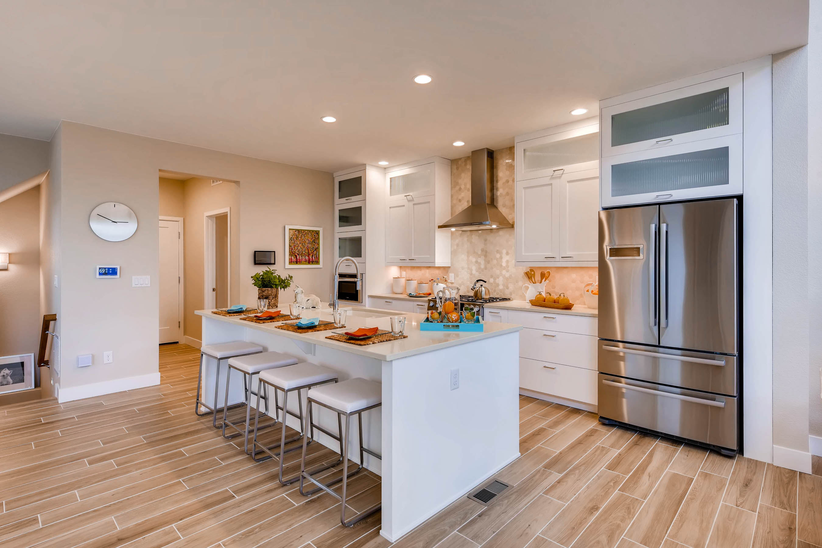 Brookfield Residential - Kitchen