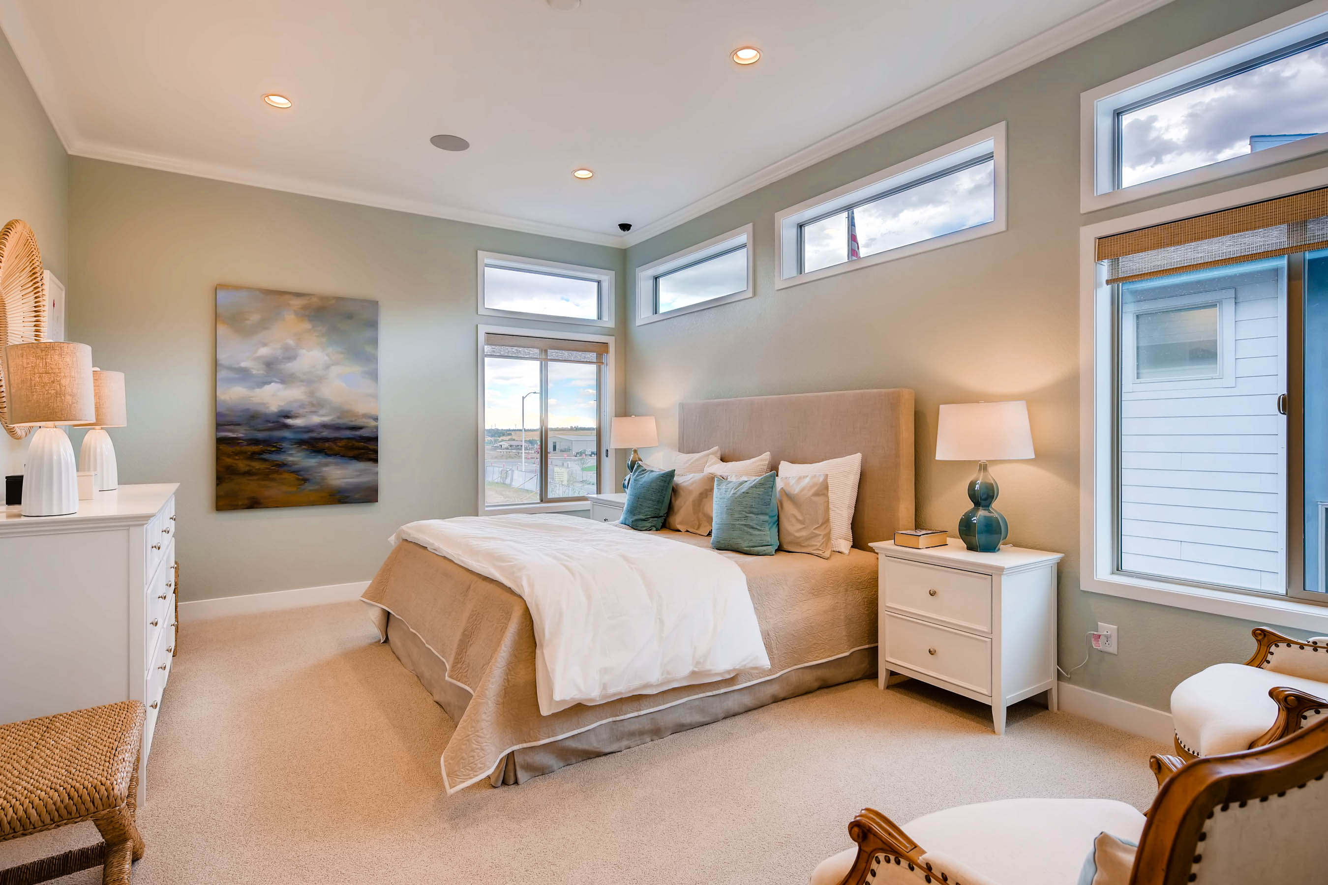 Brookfield Residential - Master Bedroom