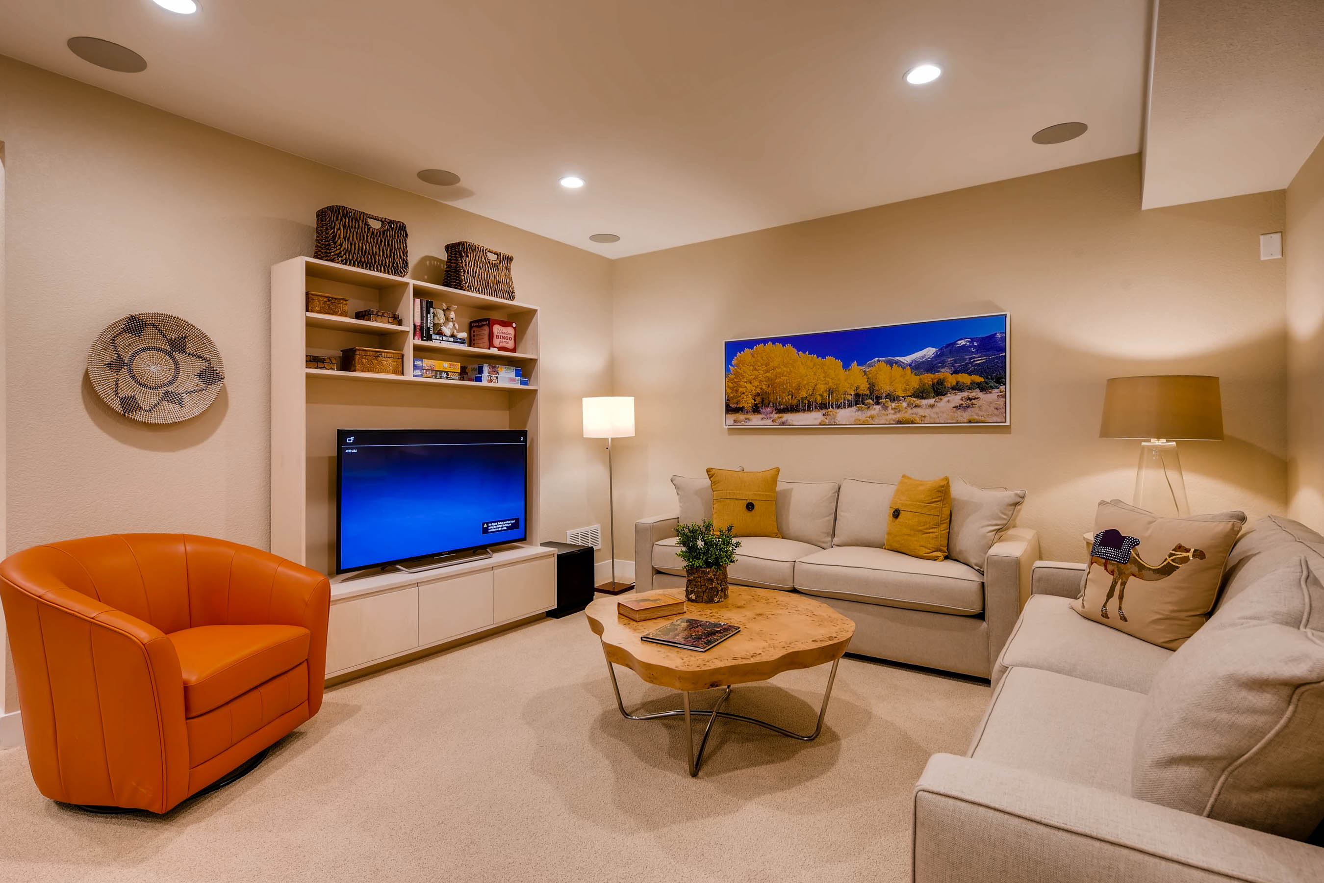 Brookfield Residential - Basement