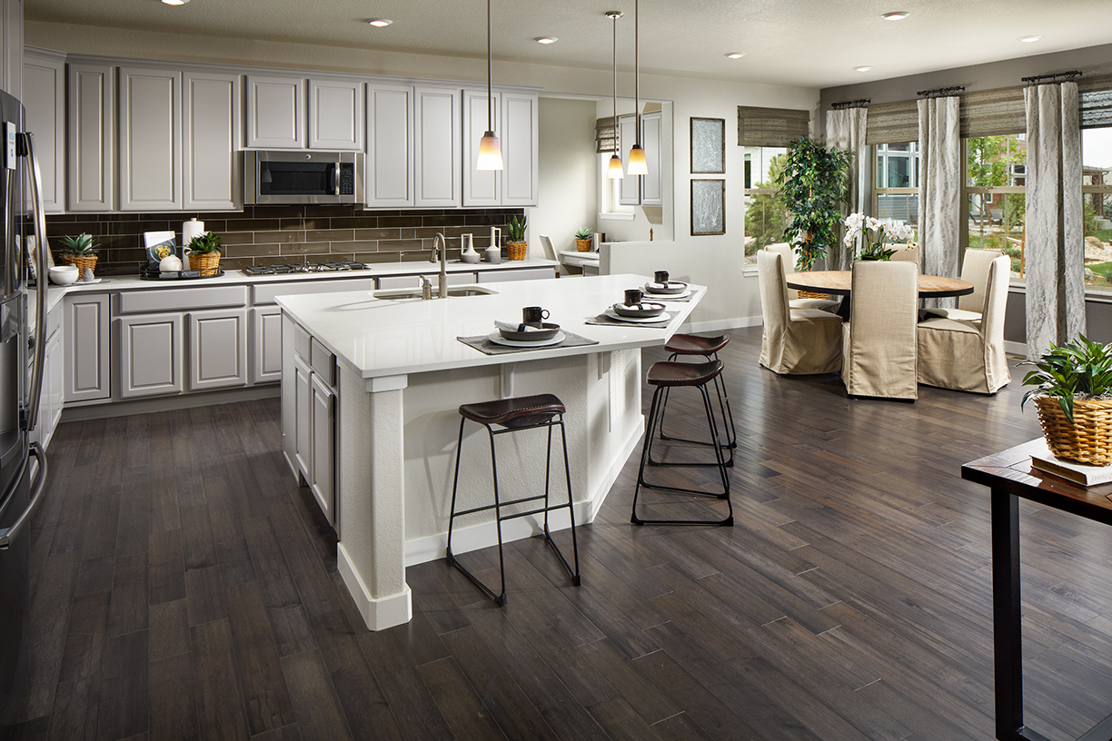 Lennar - Crestone Kitchen