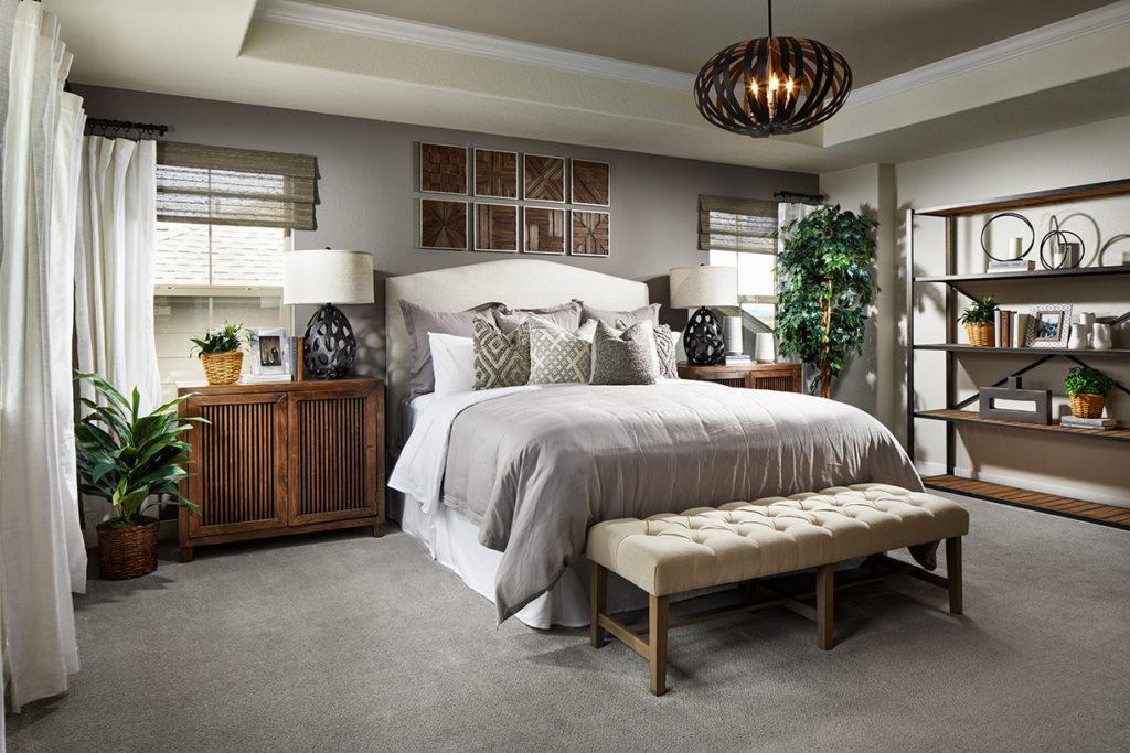 Lennar - Crestone Master Bedroom