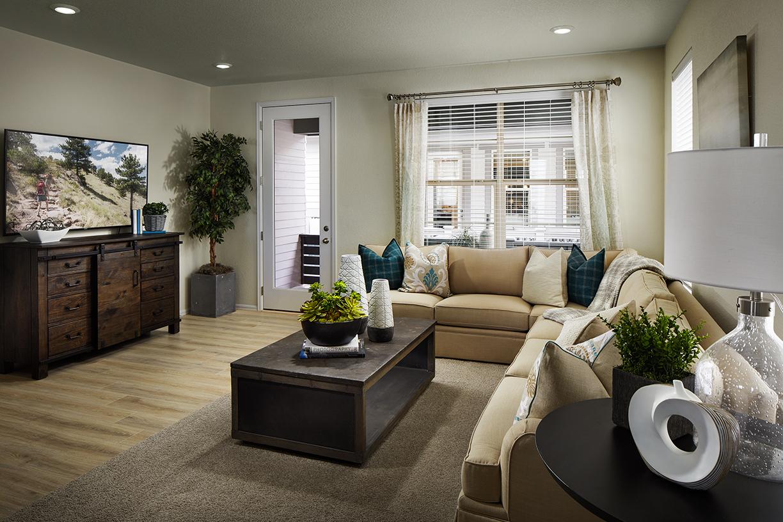 Lennar - Ivy Family Room