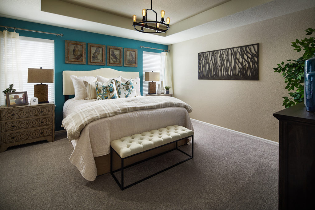 Lennar - Ivy Master Bedroom