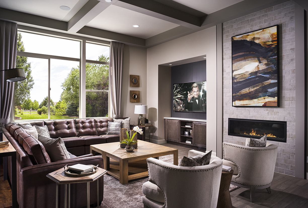 CalAtlantic - Cabrillo Family Room