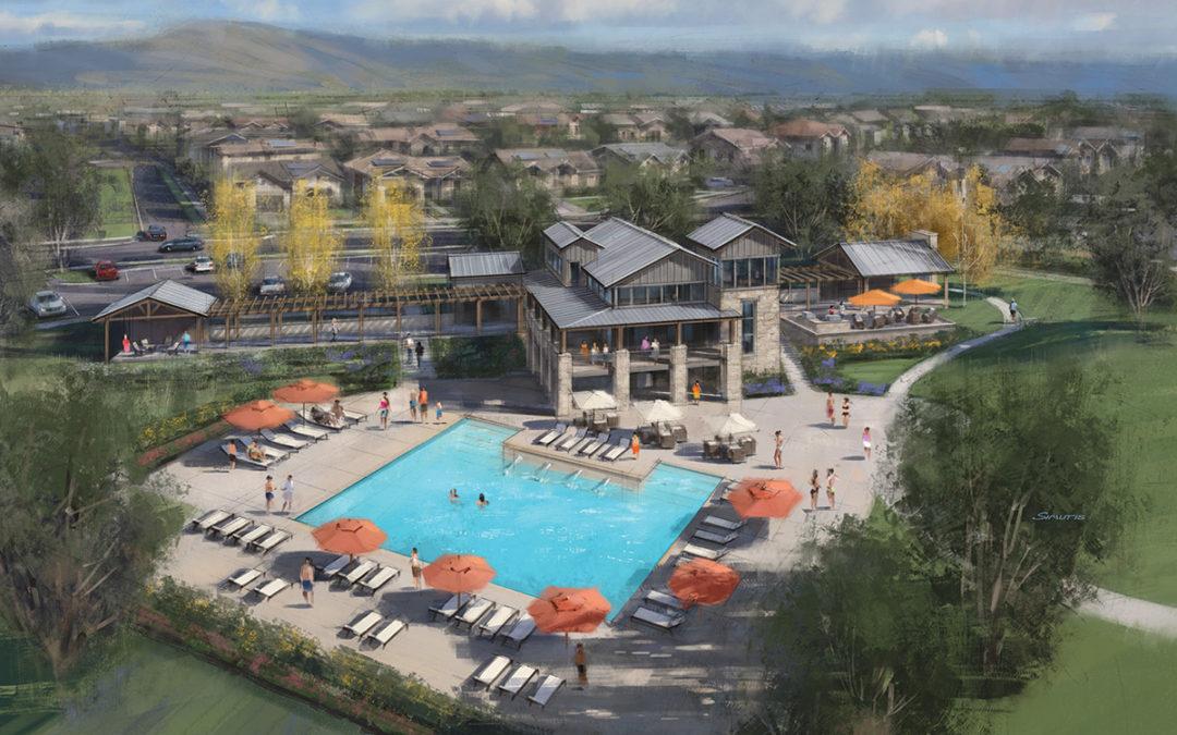 New Recreation Center Will Offer Resort-Like Amenities