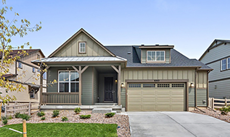 The Timberline : 8303 Superior Circle