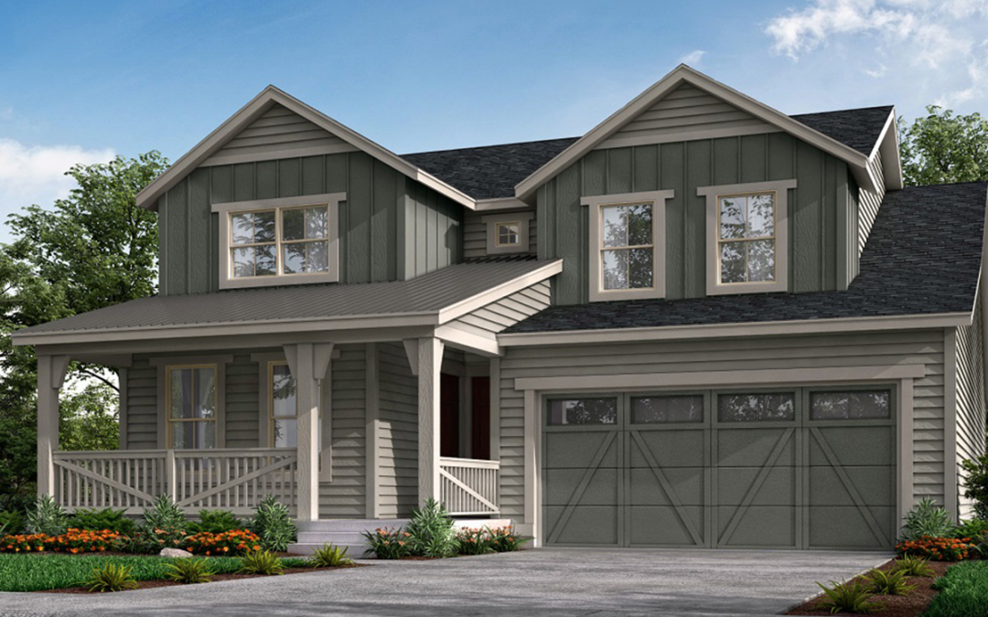 Over 70 New Home Designs at Sterling Ranch and Counting!