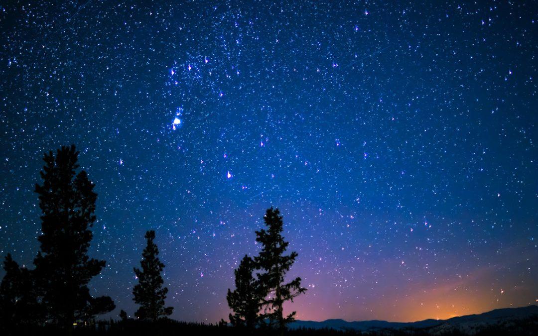 Stargazing at Sterling Ranch