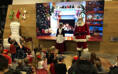 Second Annual Sterling Ranch Santa's Village Event Was a Success!