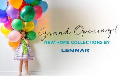 Explore two new home collections at Sterling Ranch during this weekend's Grand Opening!