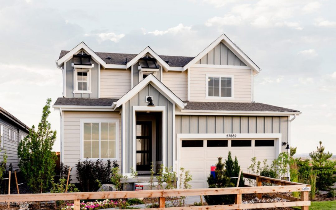 Discover a Bright New Beautiful Home Model at Sterling Ranch during This Saturday's Reveal Event: March 7th