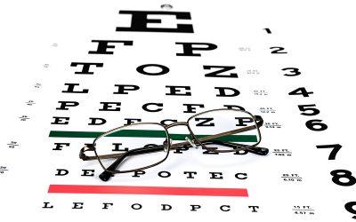 Sterling Center tenant, Dr. Nicole Wellensiek, speaks to CBS local news about eye health