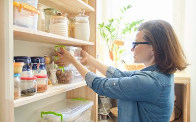 Stress Less: Organize Your Home in 3 Easy Steps