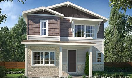 Tri Pointe Homes Amberley Residence 2802 Floorplan