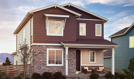 Tri Pointe Homes Amberley Residence 2805 Floorplan