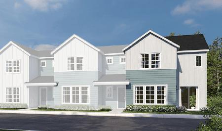 Tri Pointe Homes Townhomes Plan C