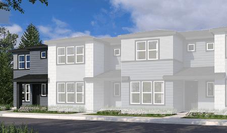 Tri Pointe Homes Townhomes Plan D
