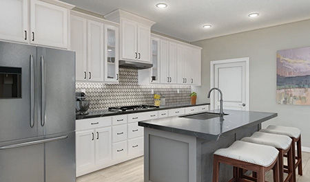 Meritage Homes Mountain Collection: Vail Collection